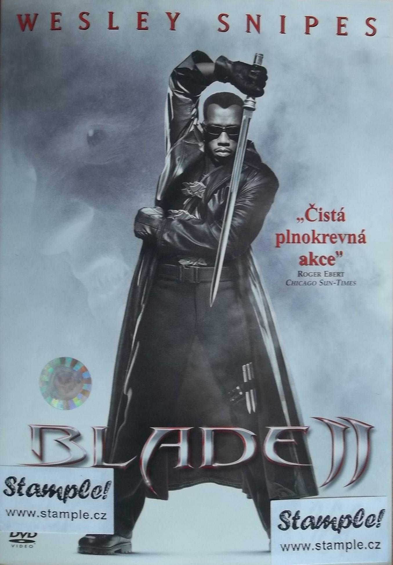 Blade 2. (bazarové zboží) DVD