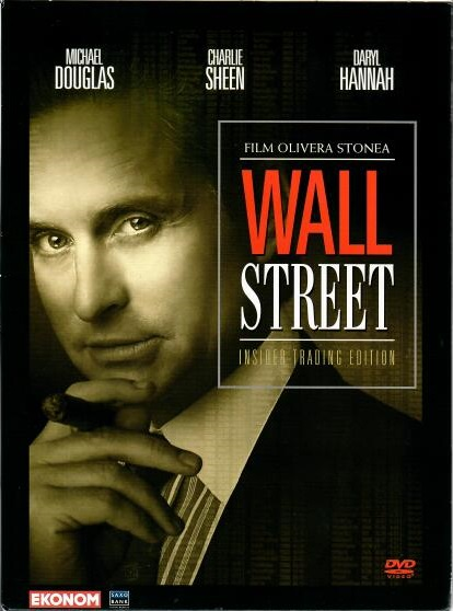 Wall Street - DVD - papírový obal
