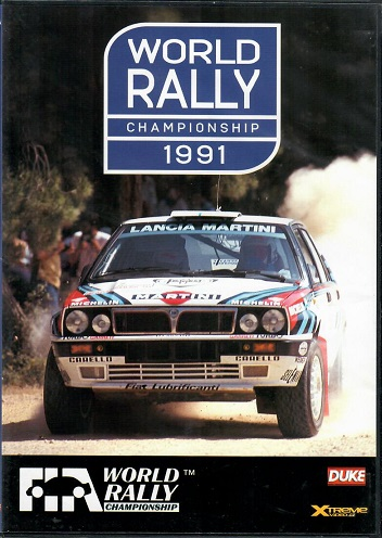 World Rally Championship 1991 ( slim ) - DVD