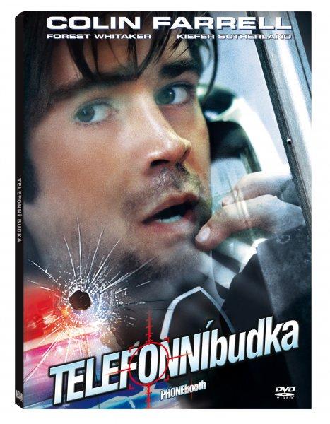 Telefonní budka ( digipack ) - DVD