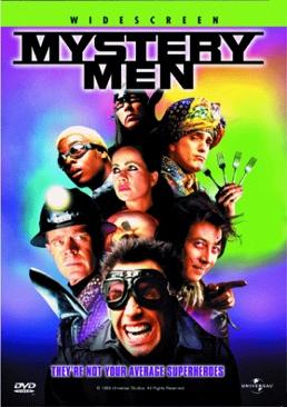 Mystery Men / Superhrdinové / Záhadní lidé ( originální znění, titulky CZ ) plast DVD