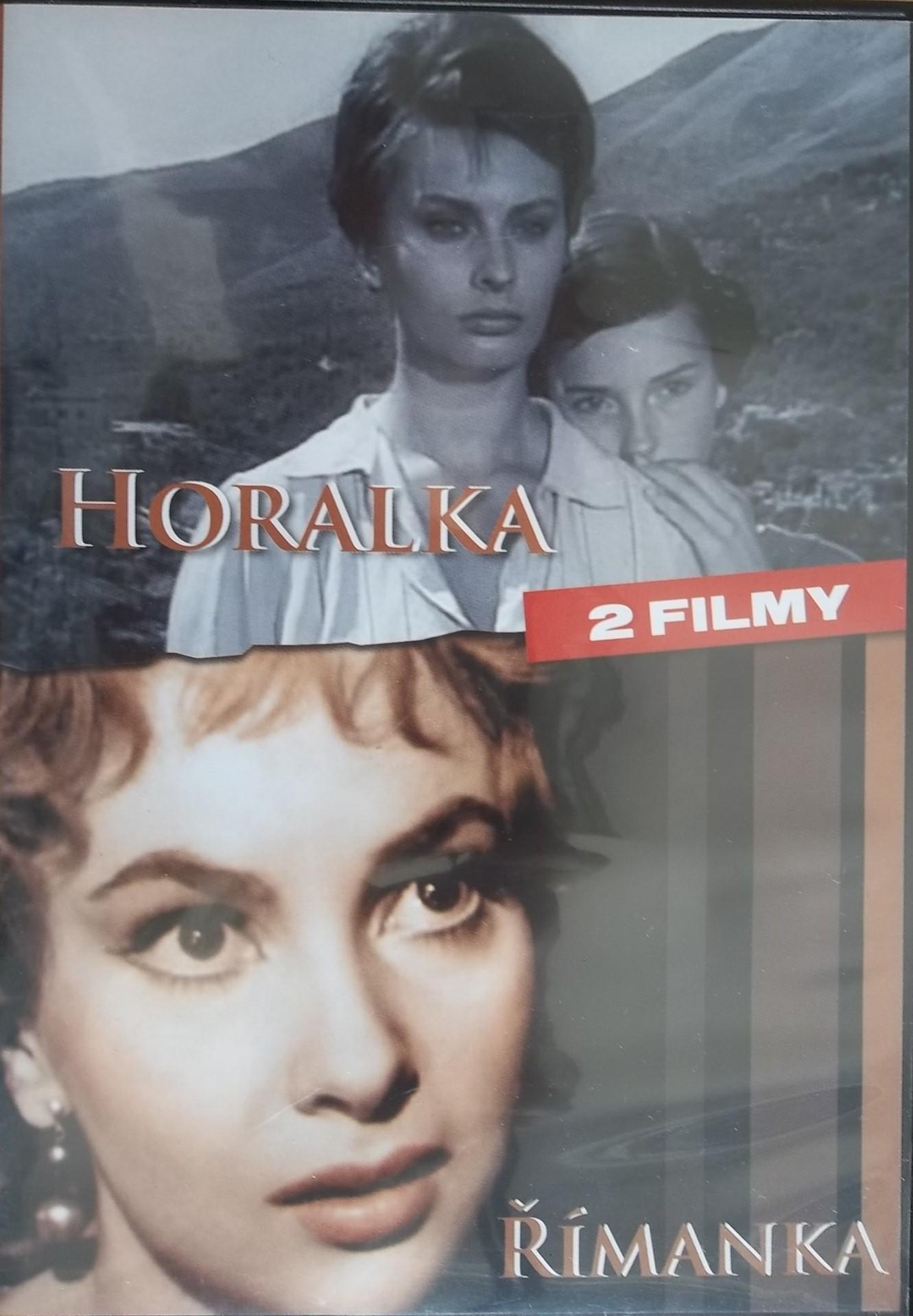 Horalka/Římanka DVD