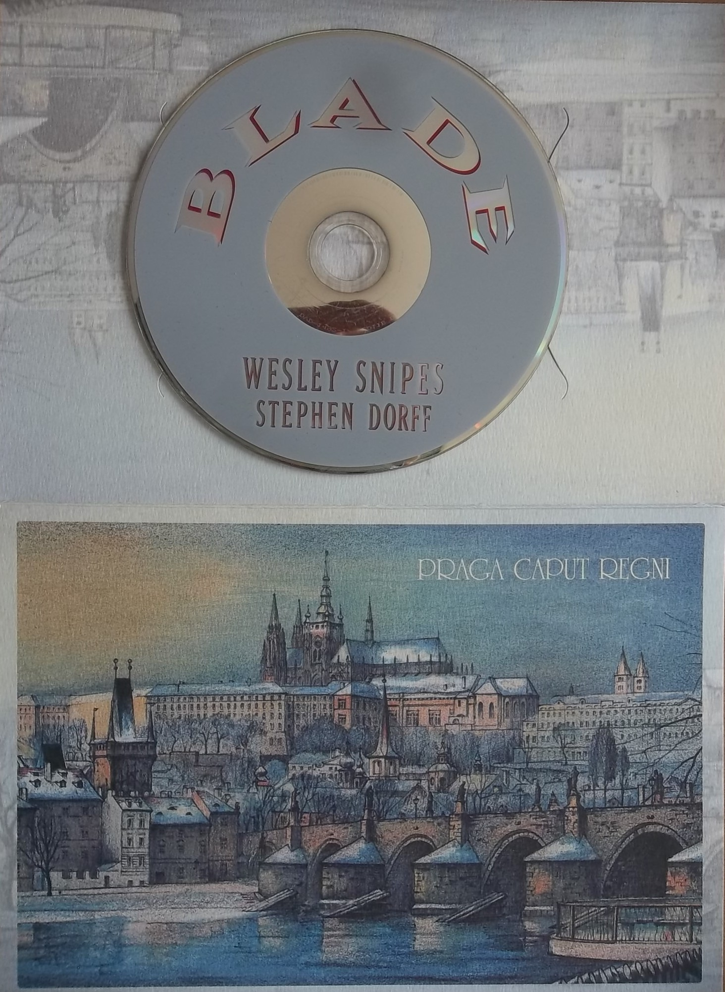 Blade (dráková obálka) DVD