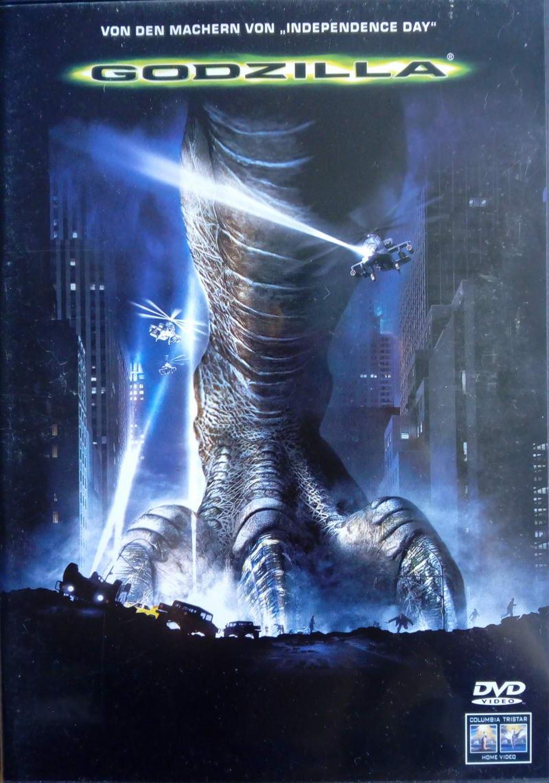 Godzilla NJ/AJ DVD
