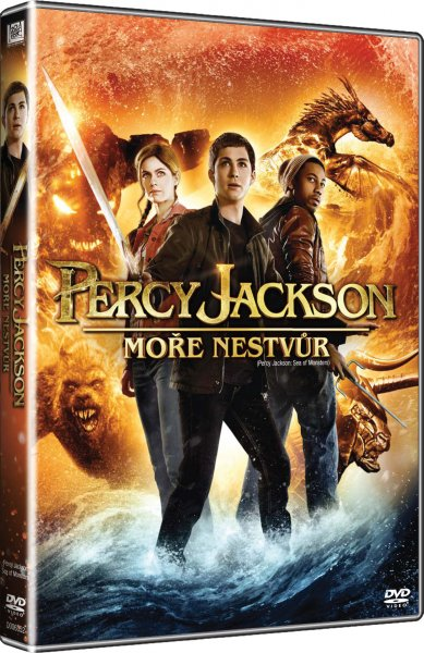 Percy Jackson: Moře nestvůr - DVD plast