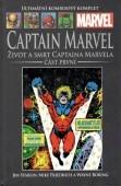 Ultimátní komiksový komplet - Captain Marvel: Život a smrt  Captaina Marvela-čás