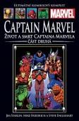 Ultimátní komiksový komplet - Captain Marvel:Život a smrt  Captaina Marvela-část