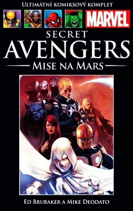 Ultimátní komiksový komplet - Secret Avengers: Mise na Mars  (hřbet66)