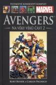 Ultimátní komiksový komplet - Avengers - Na věky věků část 2  (hřbet62)
