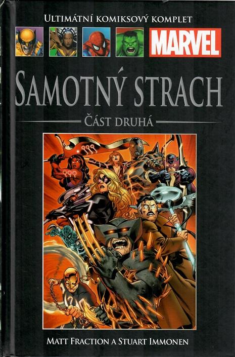 Ultimátní komiksový komplet - Samotný strach část první  (hřbet74