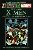 Ultimátní komiksový komplet - Uncanny X-Men: Druhá Generace  (hřbet114)