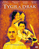 Tygr a drak DVD