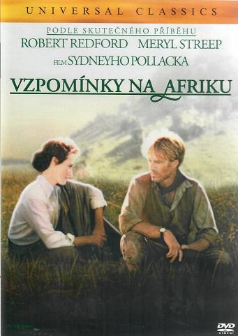 Vzpomínky na Afriku ( plast ) - DVD