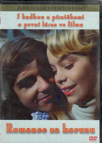 Romance za korunu ( slim ) - DVD