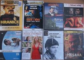 Kolekce Jack Nicholson 8DVD