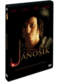Jánošík. Pravdivá historie - DVD