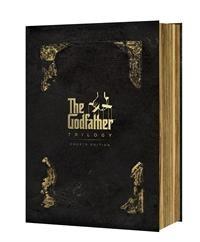 Kmotr kolekce - edice Omerta 4DVD
