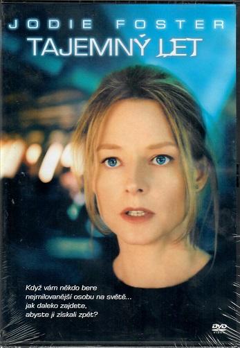 Tajemný let ( plast ) - DVD