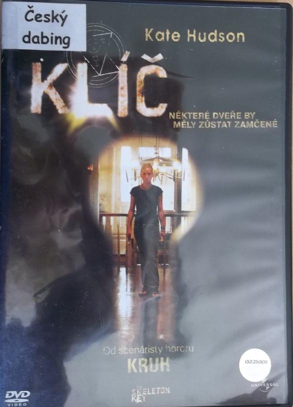 Klíč (bazarové zboží) DVD