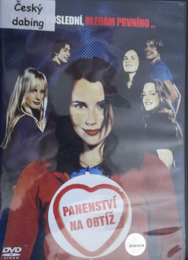 Panenství na obtíž (bazarové zboží) DVD