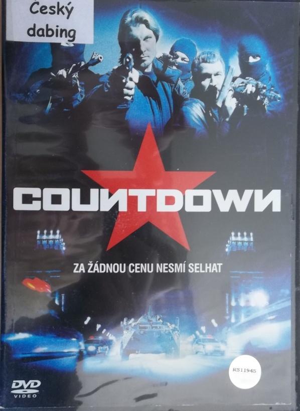 Countdown (bazarové zboží) DVD