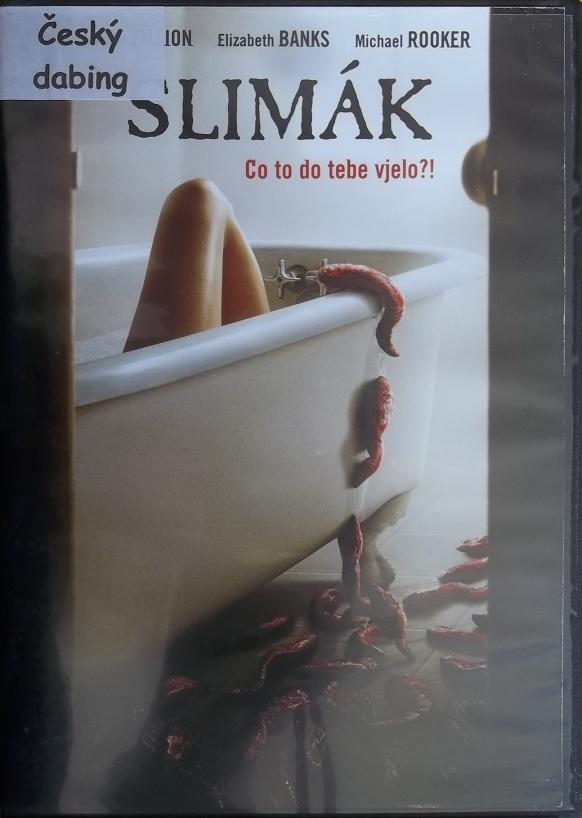 Slimák (bazarové zboží) DVD