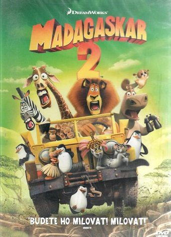 Madagaskar 2 - DVD