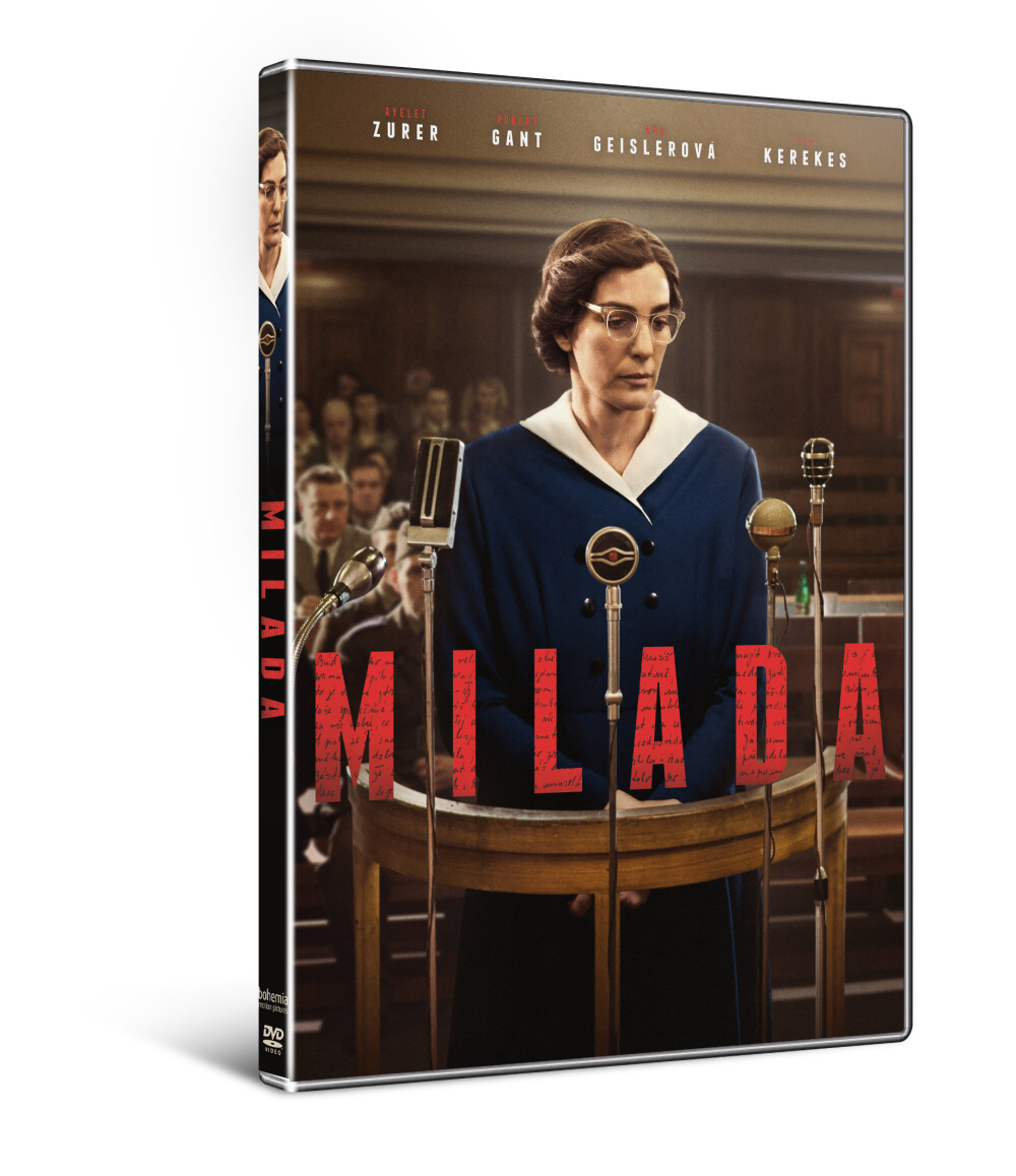 MILADA - DVD