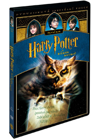 Harry Potter a Kámen mudrců 2DVD
