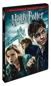 Harry Potter a Relikvie smrti - část 1. 2DVD