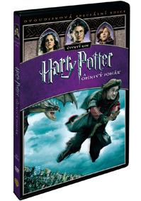 Harry Potter a Ohnivý pohár 2DVD