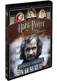 Harry Potter a Vězeň z Azkabanu 2DVD
