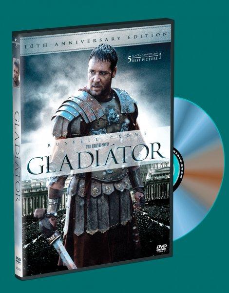 Gladiátor (2000) - DVD