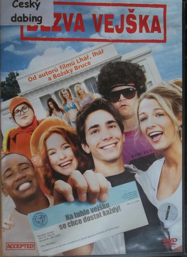 Bezva vejška (bazarové zboží) DVD