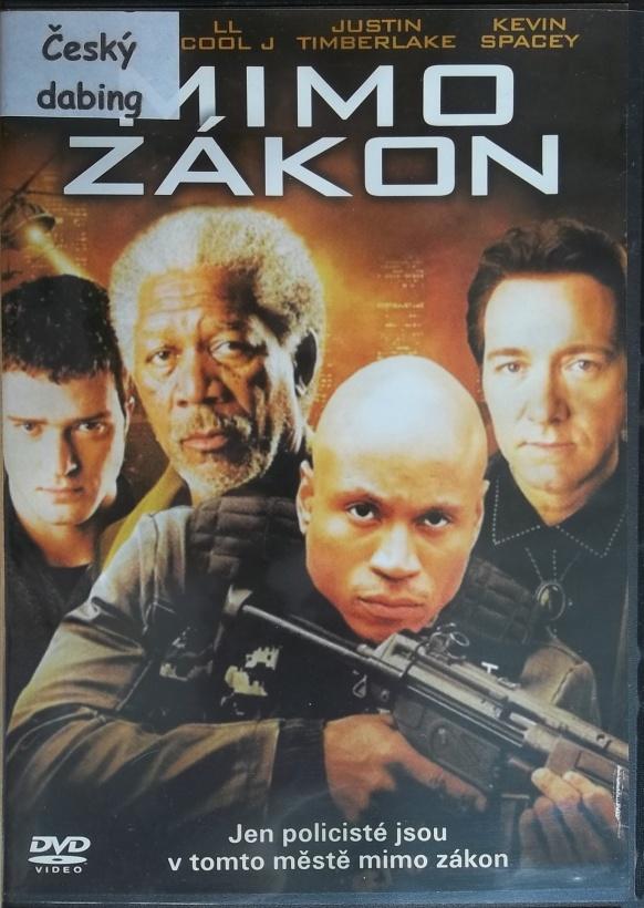 Mimo zákon (bazarové zboží) DVD