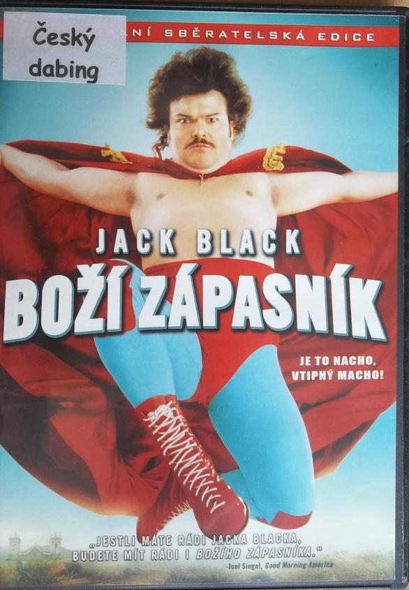 Boží zápasník (bazarové zboží) DVD