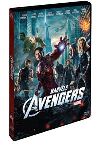 Avengers - DVD plast