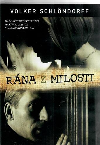 Rána z milosti ( Originální znění s CZ titulky ) - DVD