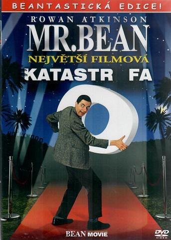 Bean - největší filmová katastrofa ( plast ) - DVD