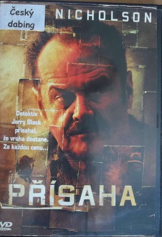 Přísaha (bazarové zboží) DVD