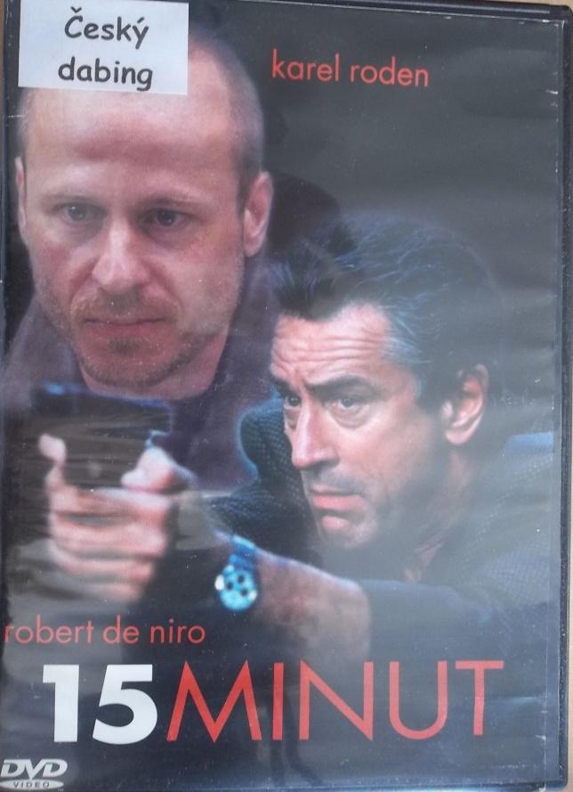 15 minut (bazarové zboží) DVD