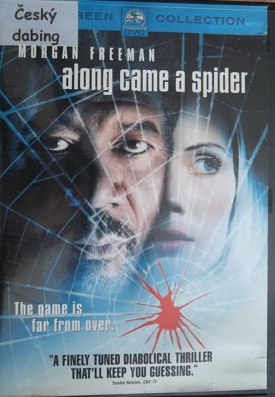 Along came a spider / Jako pavouk (bazarové zboží) DVD