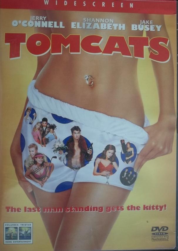 Tomcats (bazarové zboží) DVD