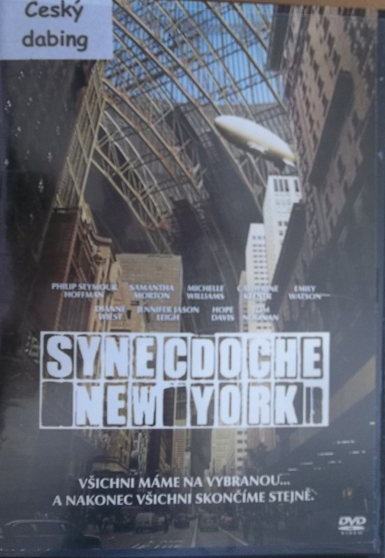 Synecdoche New York ( plast ) DVD