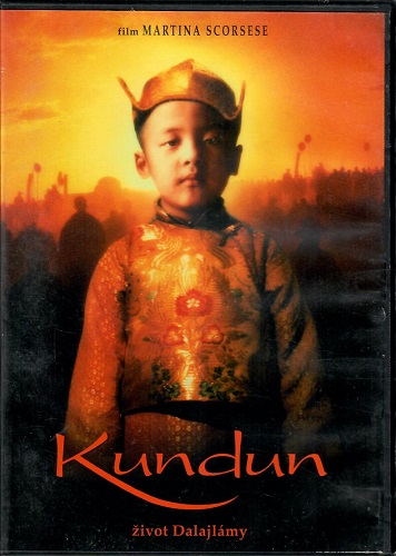 Kundun (plast ) DVD