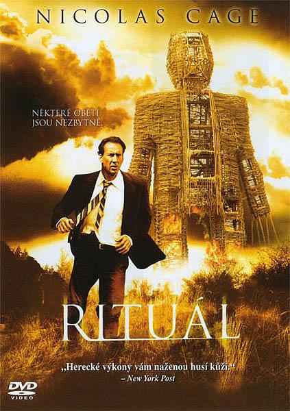 Rituál - DVD pošetka
