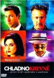 Chladnokrevně ( plast ) - DVD