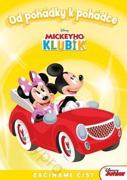Od pohádky k pohádce - začínáme číst - Mickeyho Klubík