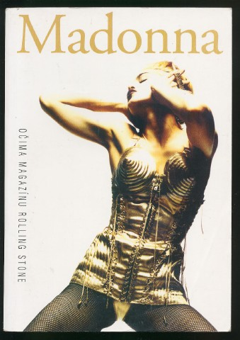 Madonna - očima magazínu Rolling Stones