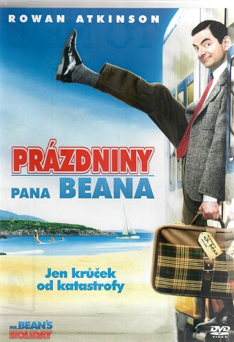 Prázdniny pana Beana - DVD